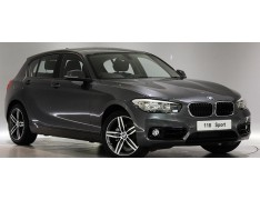 BMW 1 Series 118i Sport (Nav Servotronic) 5dr - Manual