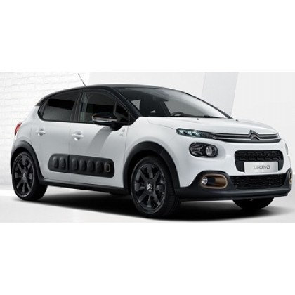 Citroen C3 Origins 1.2 (83)  Puretech 5dr - Manual