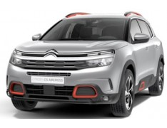 Citroen c5 Aircross Puretech Flair 1.2 130 5dr - Manual