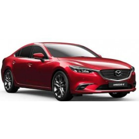 Mazda 6 2.0 Sport Nav 4dr Saloon - Manual